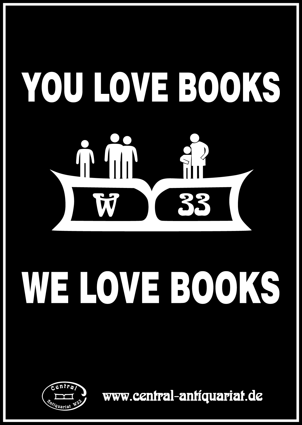 You love books 2